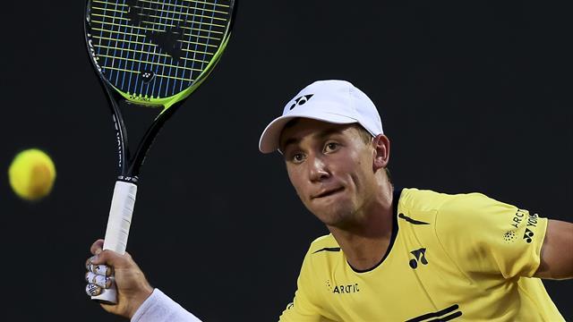 Ruud tapte finalen i ATP-turneringen