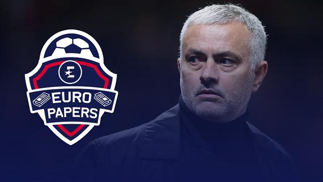 Euro Papers: Mourinho set for sensational Real Madrid return