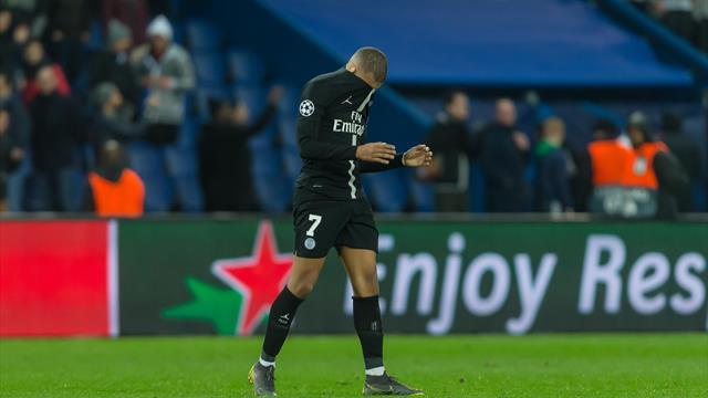 """Mbappé : """"Je serai au PSG l'année prochaine, c'est sûr"""""""