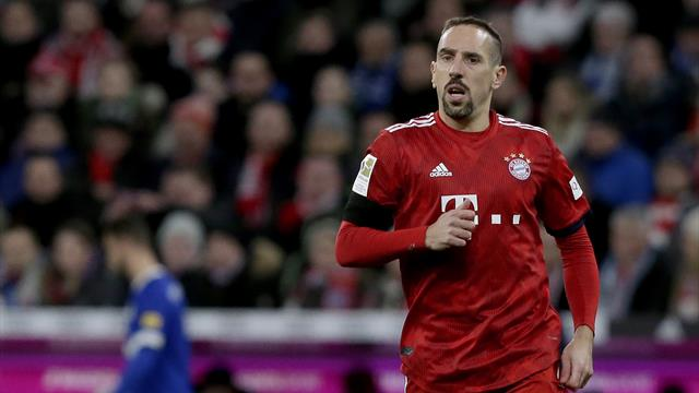 Ribéry régale en un temps record et le Bayern double Dortmund