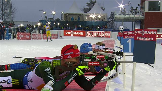 Mixed Relay highlights as Norway take gold and Italy secure bronze