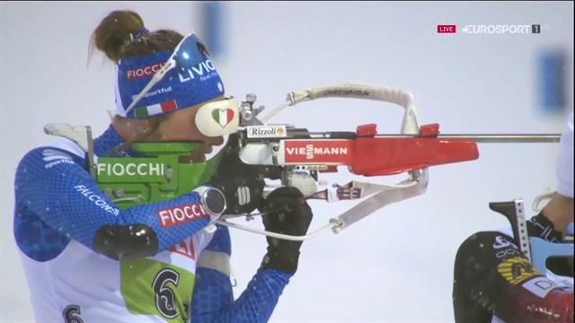 L'Italia è di bronzo a Ostersund: rivivi l'impresa della staffetta azzurra in 120 secondi