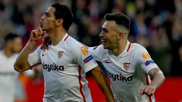 Ben Yedder s'offre un triplé et Séville écrase la Real Sociedad