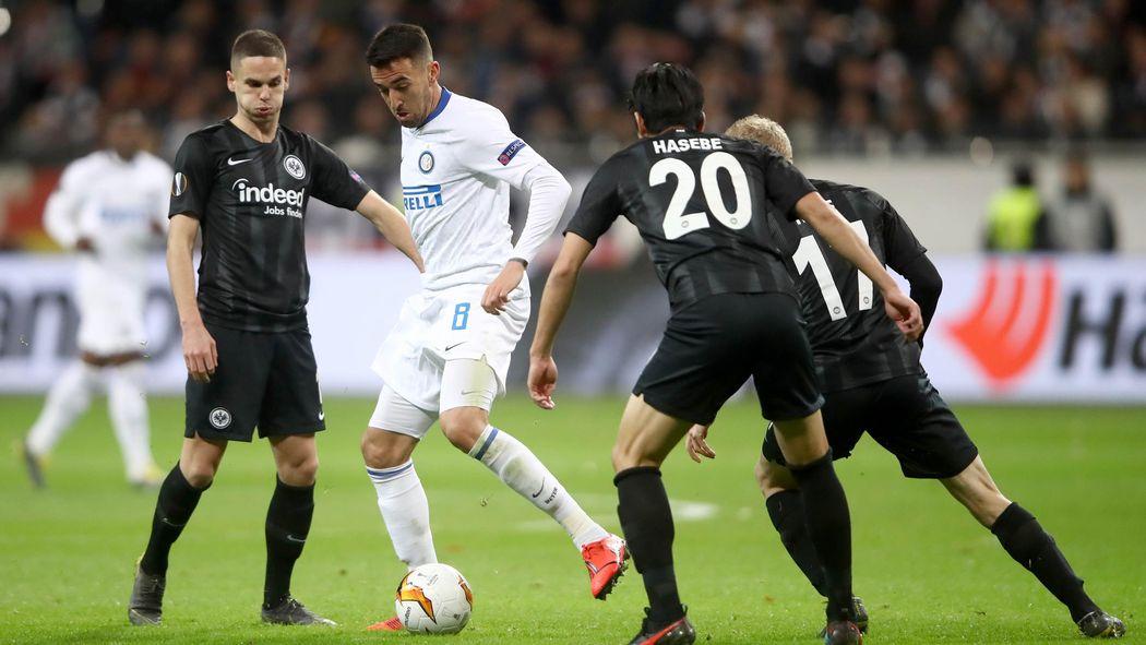Inter Mailand Eintracht Frankfurt Jetzt Live Im Tv Und Im