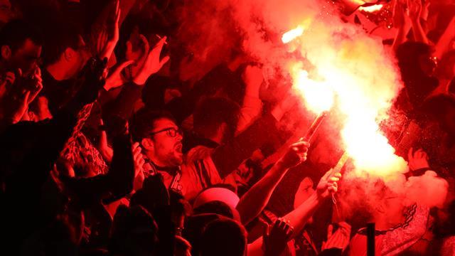 """Dans une ambiance de feu, la revanche des supporters : """"On a l'habitude d'être décriés..."""""""