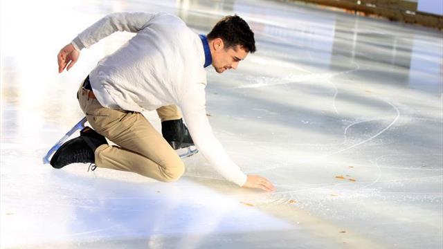 """Javier Fernández pide """"seguir innovando y apoyando"""" a los deportes de hielo"""