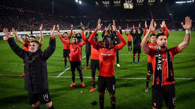 """""""Je ne savais pas que Rennes aimait autant le foot, c'est incroyable"""""""