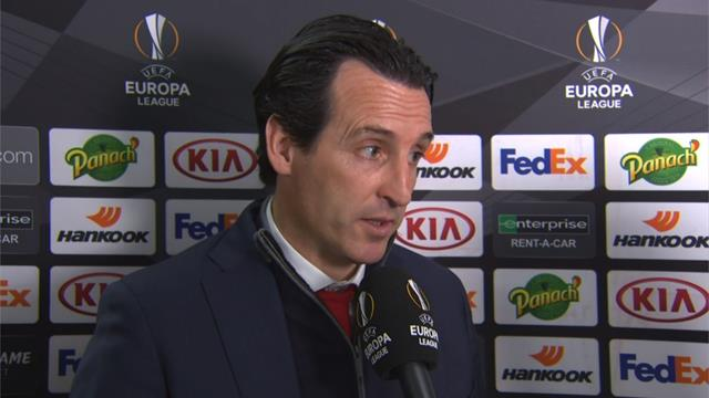 'We need to show our character' - Emery after defeat