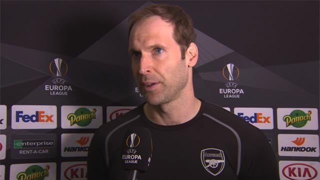 'It's a disappointment' - Cech on Arsenal failings