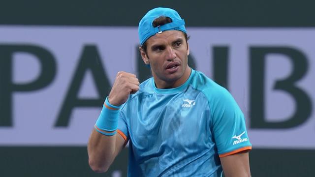 У Федерера отпадет челюсть при виде этой дивной игры волшебника из Туниса у сетки