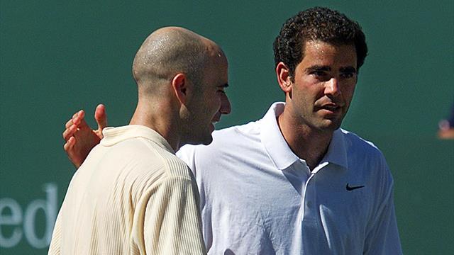 """Le """"Top points"""" historique d'Indian Wells : Sampras, Becker et le chef-d'oeuvre de Hewitt et Federer"""