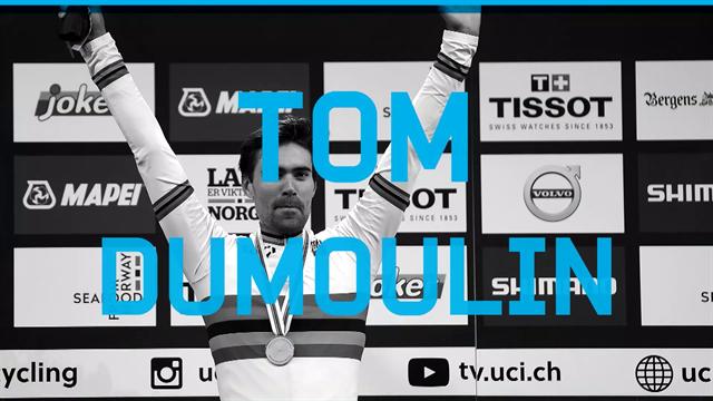 The Day When... Dumoulin vinse il titolo mondiale a cronometro