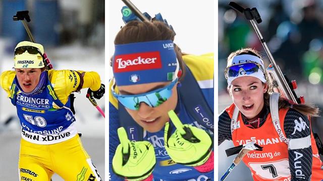 Biatlon Dünya Şampiyonası kadınlar sprint yarışına bir ön bakış