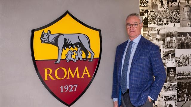 Dix ans après, Ranieri est de retour à la Roma