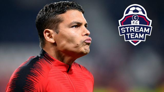 De Thiago Silva à Cavani : Le PSG doit-il révolutionner son effectif cet été ?