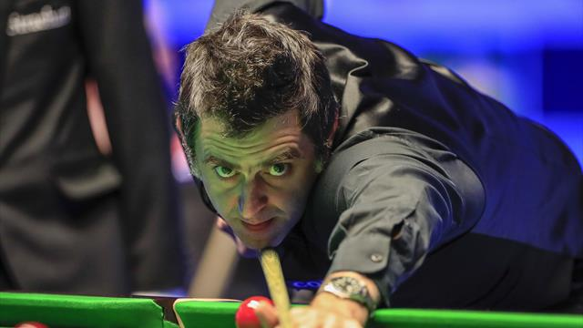 O'Sullivan whitewashes Allen to set up Robertson showdown