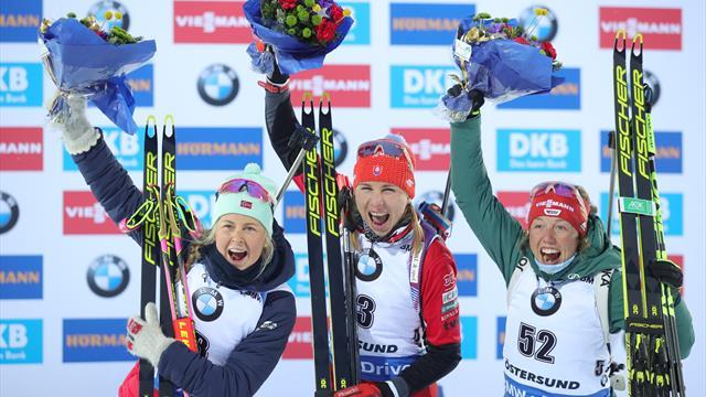 Biatlon Dünya Şampiyonası'nda kadınlar 15 km bireysel yarışına bir ön bakış