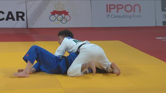 World Judo Tour: Un 'ippon' deja sin oro a Ana Pérez Boix en -52 kilos en Marrakech
