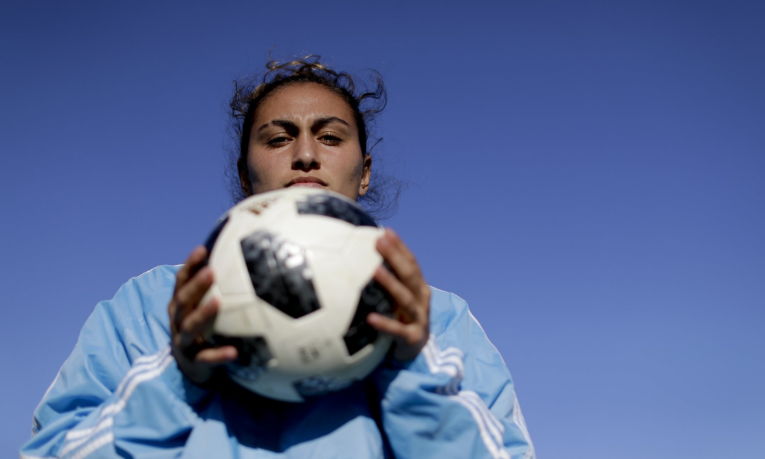 argentina woman national team player