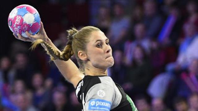 Handball-CL: Thüringer HC verabschiedet sich mit Remis in Bukarest