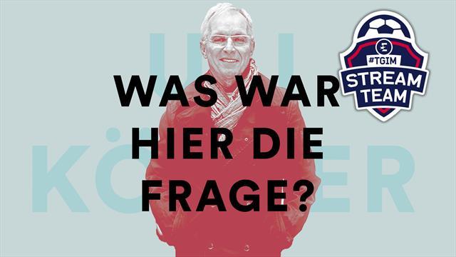 Köhler vs. Zielke: Was war hier die Frage?