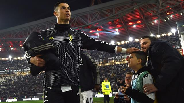 Juve, Ronaldo non teme l'Atletico: