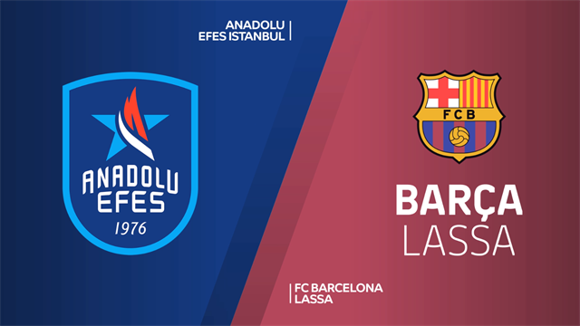 Highlights: Anadolu Efes-Barcellona Lassa 92-70