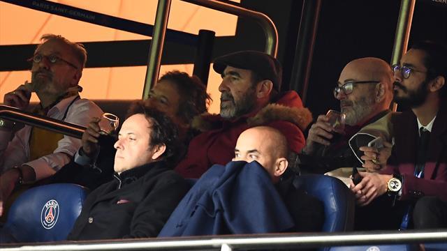 Après la défaite, grosse altercation entre Neymar Sr et Cantona