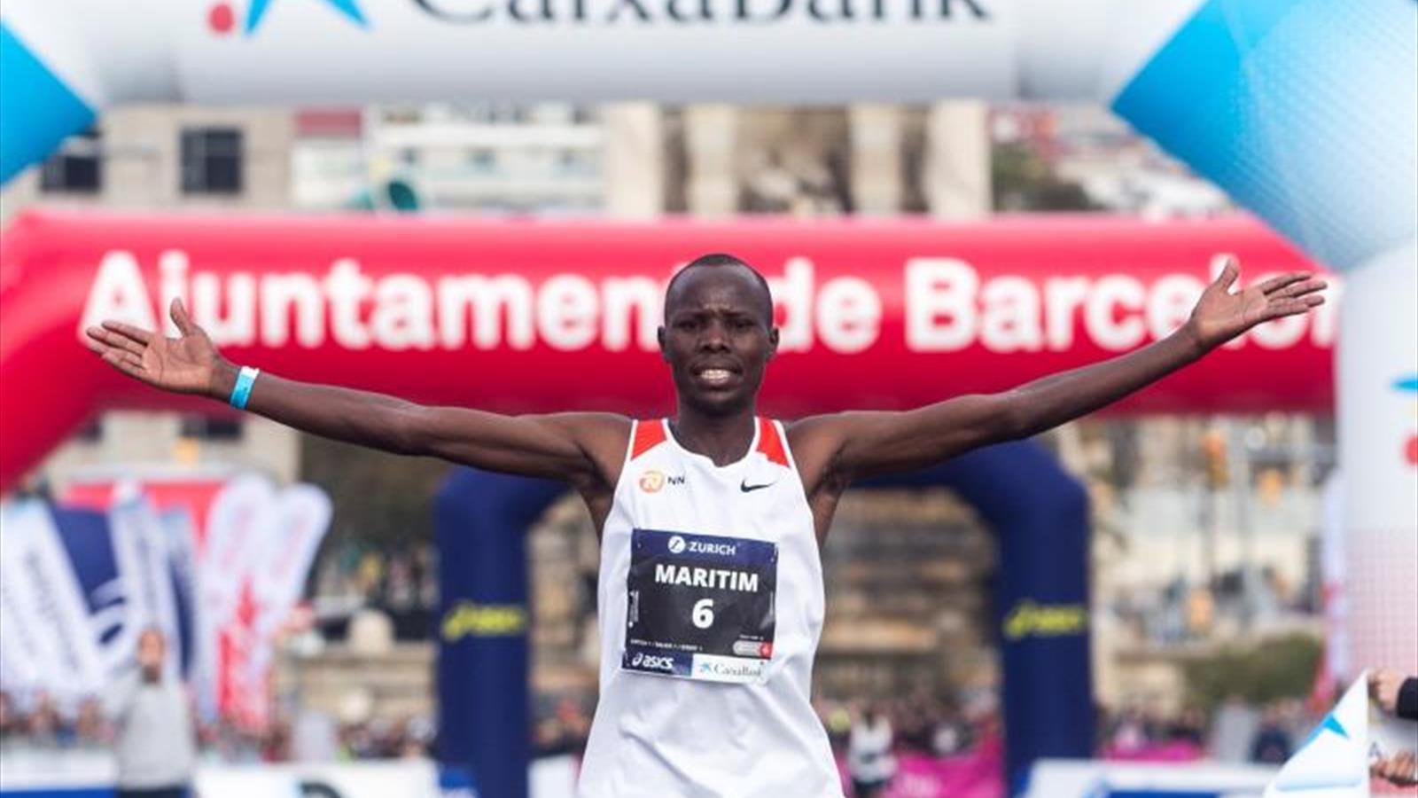 Los africanos atacarán el récord de la prueba sobre el renovado circuito 90da979457d26