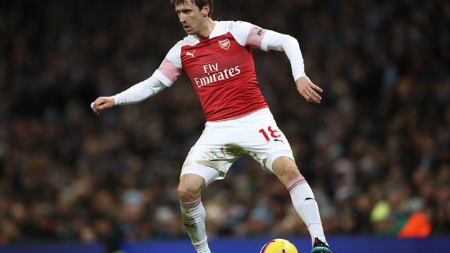 Monreal leaves Arsenal for Real Sociedad