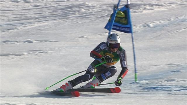 See the run which delivered victory for Henrik Kristoffersen in Kranjska Gora giant slalom