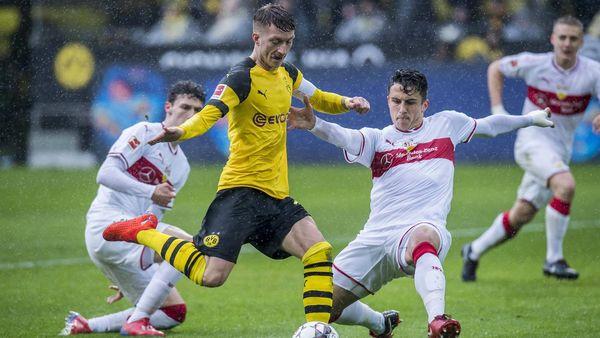 Dortmund Stuttgart Tore