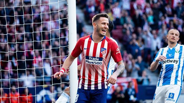 Avant la Juve, l'Atlético fait le strict minimum contre Leganés