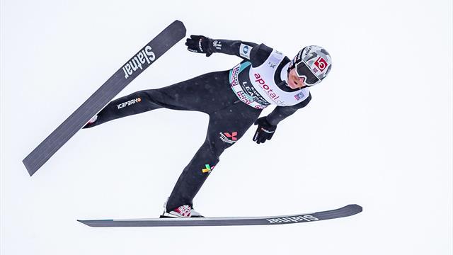"""""""Lecko mio!"""" Johansson springt Schanzenrekord am Holmenkollen"""