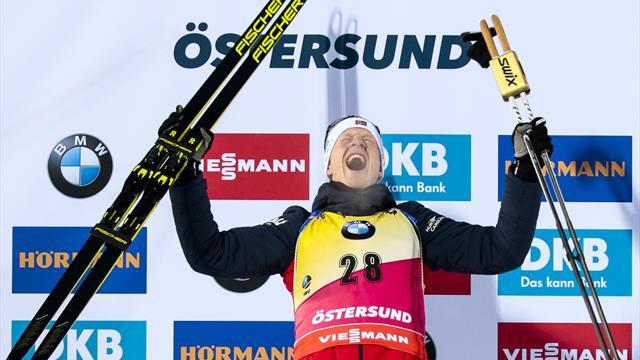 Thingnes Bø tok VM-gullet som bestilt: – Lettende å kunne innfri