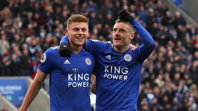 Barnes signs Leicester contract extension until June 2024