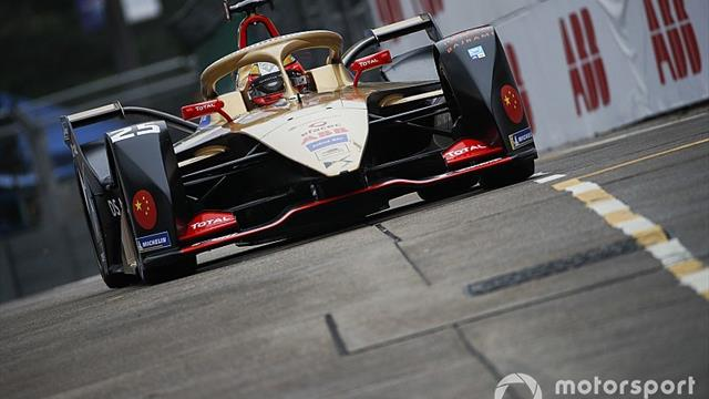 """Vergne still """"confused"""" by DS Techeetah car"""
