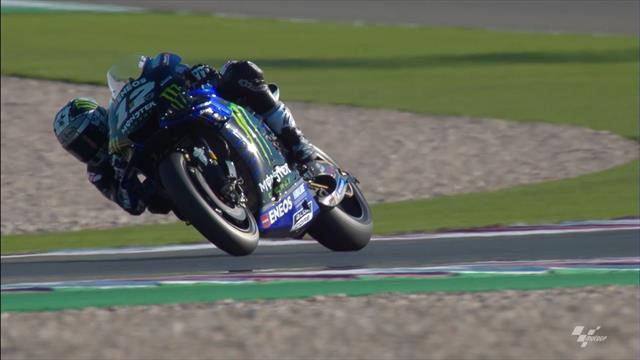 MotoGP   Pole voor Vinales in Qatar