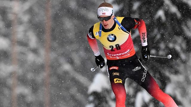 """Bö zerbröselt das Feld"": So holte Norwegens Superstar Gold"
