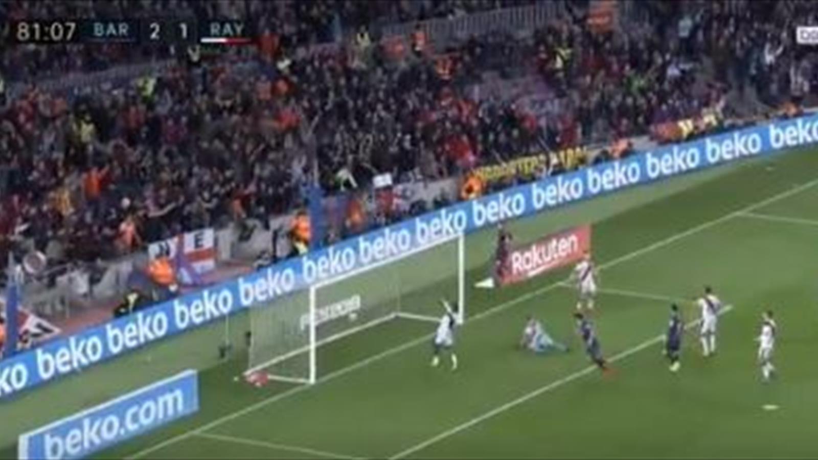 «Барселона» получила от воспитанника «Реала», но ответила голами Месси, Суареса и Пике