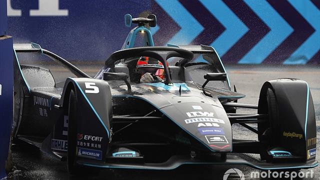 Hong Kong E-Prix: Vandoorne consigue su primera pole