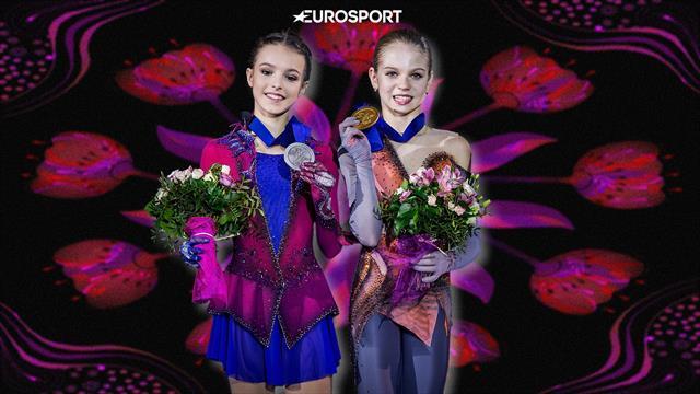 Трусова и Щербакова порвали ЮЧМ и готовы доминировать среди взрослых. Конкуренция в России будет топ