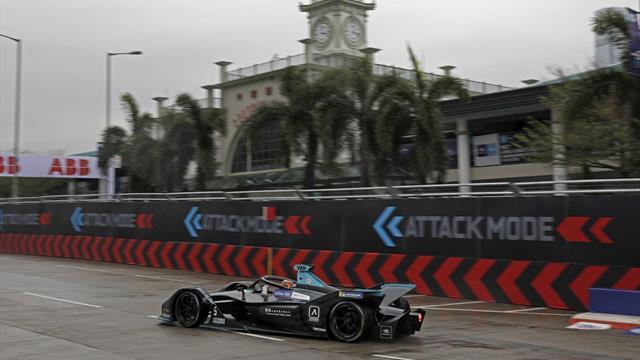 🏎 Fórmula E, en directo: Sigue el ePrix de Hong Kong en Eurosport 1 y Eurosport Player