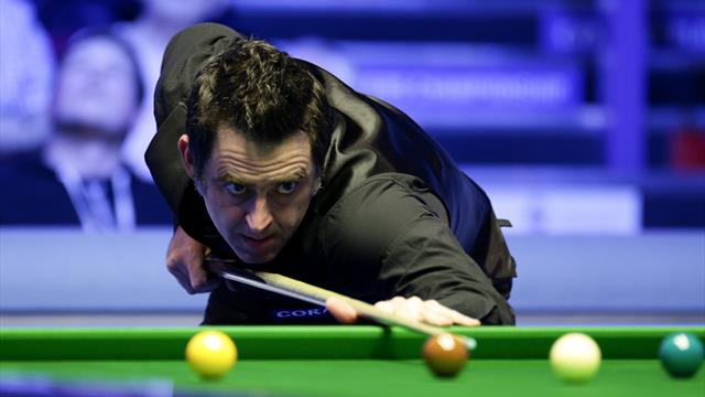 O'Sullivan eases through against Bingham, Trump fights back to beat Williams