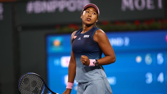 Naomi Osaka passa, Venus Williams supera Petra Kvitova. Caroline Wozniacki è già ko