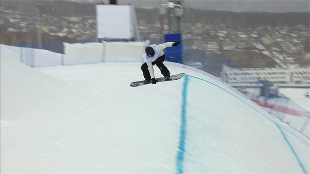 Highlights: Kostenko clinches victory in women's Snowboard Slopestyle