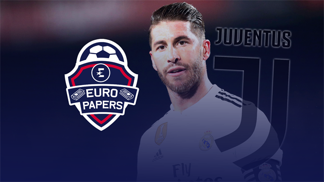 Euro Papers: Ramos eyes Juventus move if Mourinho arrives at Real