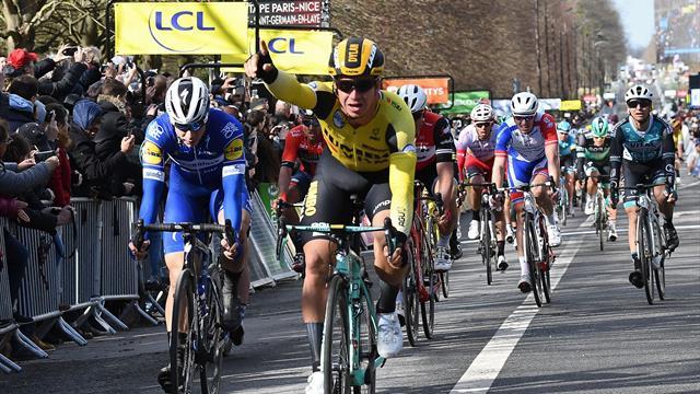 Paris-Nice: Bennett s'impose au sprint