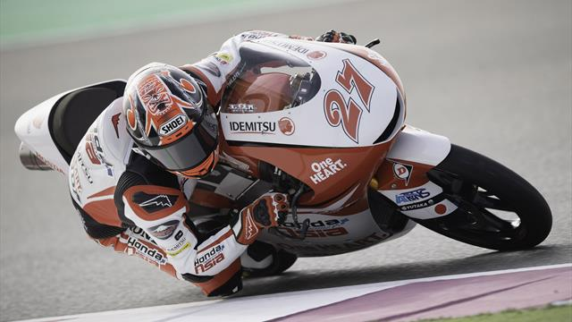Moto3 | Toba wint GP van Qatar