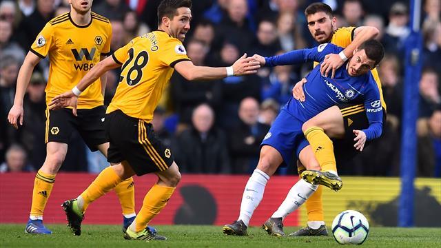 Chelsea et Hazard ont de la ressource